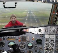Avion piéton