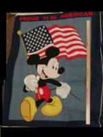 Mickey Mouse va voter !