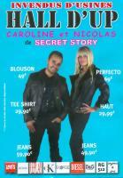 Caroline et Nicolas de Secret Story 2