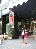 Ho Chi Minh City Noël