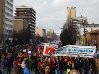 Grève du 29 janvier 2009 à Toulouse