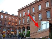 La webcam de la Place du Capitole de Toulouse