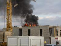 Il y a le feu à Tournefeuille !
