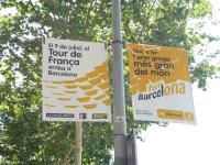 Le Tour de France à Barcelone
