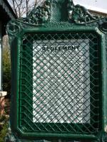 Règlements des parcs parisiens