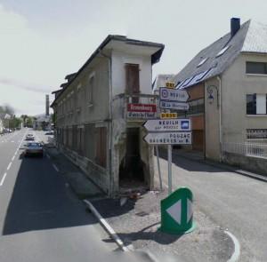 Ancien hôtel des 2 ruisseaux - Trebons 1