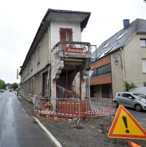 Ancien hôtel des 2 ruisseaux - Trebons 2
